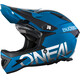 ONeal Warp Fidlock Helmet BLOCKER blue/black